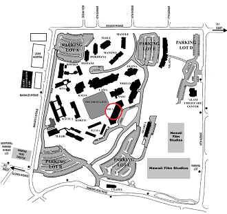 Kapiolani Community College Map TheBus   Fares & Passes Kapiolani Community College Map